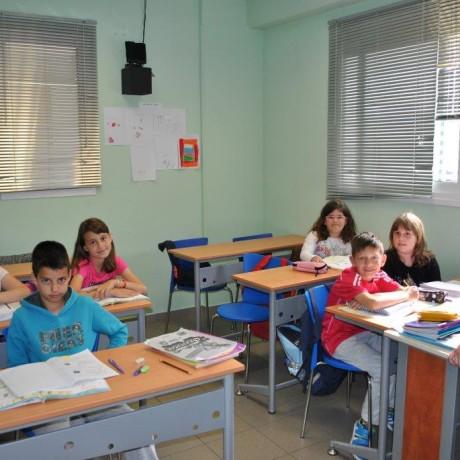 Μάθημα στο Κέντρο Ξένων Γλωσσών Λίτσιου Ελένη