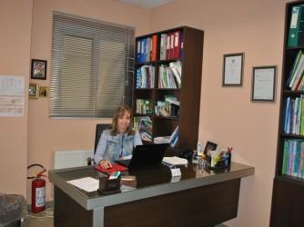 Το γραφείο της διεύθυνσης