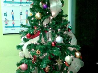 Χριστουγεννιάτικο Δέντρο 2015