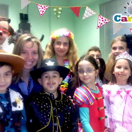 Καρναβάλι 2016 στο φροντστήριο Λίτσιου Ελένη Ξένες Γλώσσες
