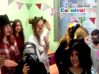 Γιορτή για το καρναβάλι 2016 στο φροντστήριο Λίτσιου Ελένη Ξένες Γλώσσες